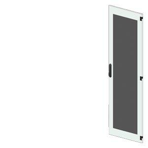 Preisvergleich Produktbild Siemens sivacon-s4 – Glastür links / oder Sicherheit IP55 2000 x 400 mm