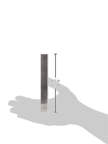 WINGONEER Physik Lehre Präzision optisch Glas Prisma 15cm
