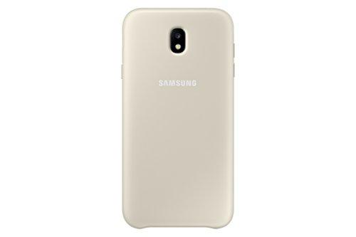 Samsung Coque rigide pour Samsung Galaxy J7 2017 Doré