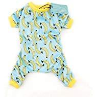 CuteBone P060230 Hundepyjama Banane/Erdbeere -