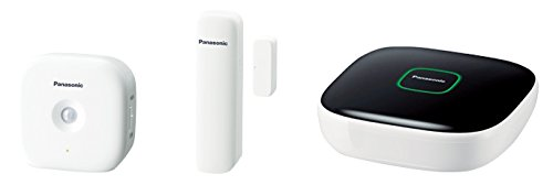Panasonic Smart-Home-Set KX, weiß, KX-HN6010EW