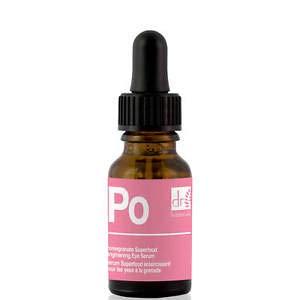Dr. Botanicals Po Brightening Eye Serum 30 ml Augenserum für einen wacheren Blick