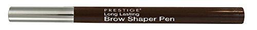 Prestige Cosmetics Long Lasting Brow Shaper Pen, Dark Brunette, 0.03 Ounce