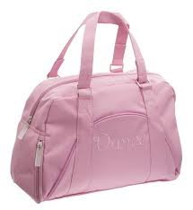 Capezio Pink B46C Childrens Dance Bag
