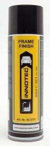 Preisvergleich Produktbild Innotec Frame Finish werksoriginaler Oberflächenschutz,  schwarz,  500 ml Spraydose