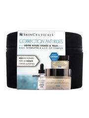 SkinCeuticals Anti-Falten Korrektur Vanity Gesicht & Augen Ritual