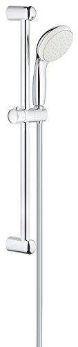Grohe Tempesta - Conjunto de barra de ducha 600mm Ref. 27853001