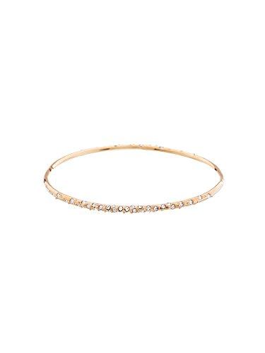 Karen-Millen-Gold-Crystal-Sprinkle-Bangle