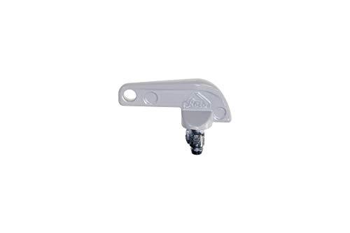 ROTO Schlüssel für Drehsperre, weiß ; 1 Stück