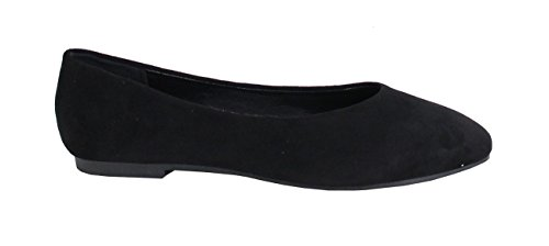 By Shoes Ballerine Donna Nero