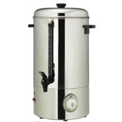Magic Mill MUR50 Stainless Steel Hot Water Urn - 50 Cups by Magic Mill - 50 Cup Urn