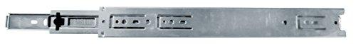 Schubladenführungen Kugel-Vollauszug Belastung 45kg L=500/A=500mm 1 Garn