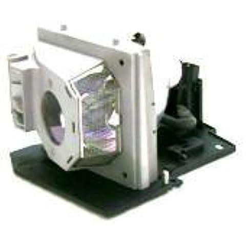Recambio de lámpara para proyector SP-LAMP-032 / N8307 / 310-6896 / 725-10046 encaja con InFocus IN81 / IN82 / IN83 / M82 / X10 ; Dell 5100MP