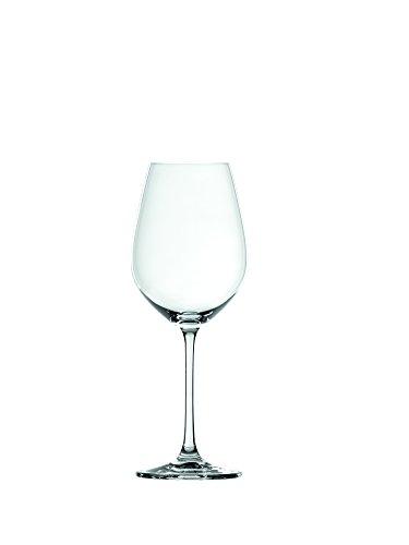 Spiegelau & Nachtmann, 4-teiliges Rotweinglas Set, Kristallglas, 550 ml, Salute, 4720171
