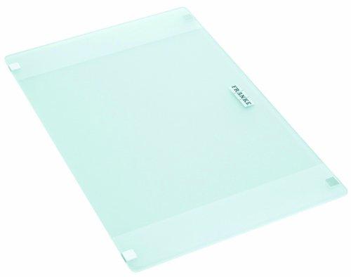 Franke 112.0047.579 Glasschneidebrett Sicherheitsglas Maße: 30 x 26 cm Zubehör