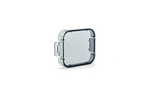 vhbw Korrektur-Filter Linsenschutz grau für Action-Kamera GoPro Hero 5, 6