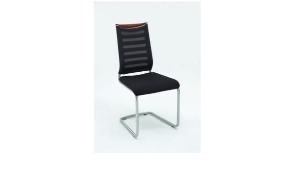 Venjakob Stuhl Lilli 2221 16fss Tritex Schwarz Amazon De