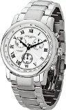 Jorg Gray JG7200-15 - Men's Swiss Chronograph Watch, Date Display, Sapphire Crystal, Stainless Steel Bracelet