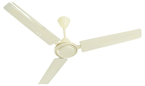 Milltec 48 Inch E-Wind Ceiling Fan (Ivory)-50 Watts