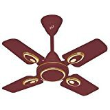 Orpat Air Fusion Ceiling Fan 24 inch (600mm) -Brown