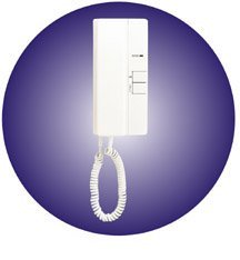 Aiphone IE-1GD(U) Handset master station (for 1 door, 3 rooms max) by Aiphone Aiphone-master-station