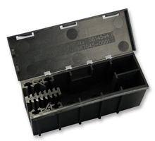 Preisvergleich Produktbild Wago 51253135 Gehäuse,  Abzweigdose,  Wagobox,  Schwarz