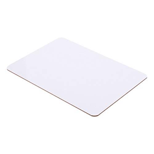 Healifty Dry Erase Board Doppelseitiges Whiteboard Memotafel Trocken Abwischbare Tafel für Kinder Lehrer Studenten Schule Büro Zuhause (Board Dry Erase Lehrer)