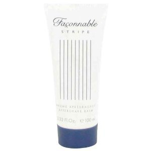 faconnable-stripe-by-faconnable-aftershave-balm-33-oz-for-men-by-faonnable