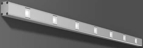 RZB ZIMMERMANN - PERFIL BARRA DE LUZ LED HP 18W 3000K 10GRX50GR 75 1019 04