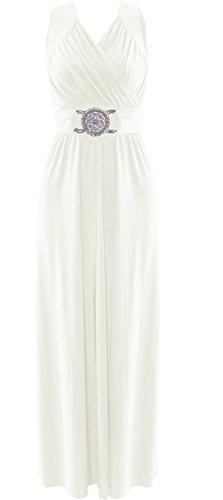 N&L Private LTD - Robe - Robe - Femme Crème