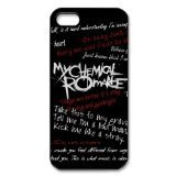 Custom Cases TPU-Schutzhülle für iPhone 5/5S/5G, My Chemical Romance Iphone 5S Back Cover uks317252