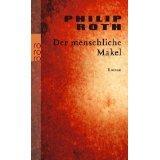 Buchseite und Rezensionen zu 'Der menschliche Makel. Aus dem Amerikanischen von Dirk van Gunsteren.' von Philip Roth
