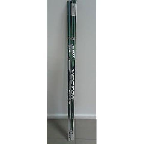 , 2 paquete CCM Vector V6,0 JR sin agarre palo de hockey (standart) eje 50 FLEX
