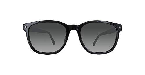 Ermenegildo Zegna Herren EZ0075-F Sonnenbrille, Grau, 56