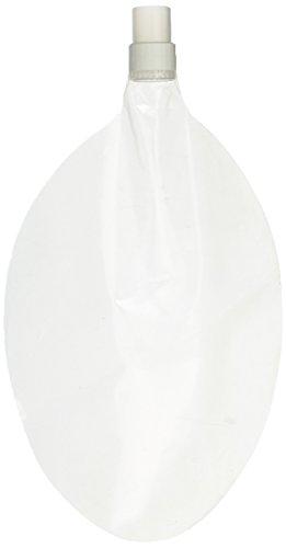 Servoprax E5011d O' ₂-Serbatoio sacchetti per adulti e bambini, 1000ml (Confezione da 10)