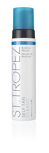 St.Tropez Self Tan Classic Bronzing Mousse, 240ml