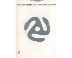 Three Snakes and One Charm: The Black Crowes: Three Snakes and One Charm - Authentic Guitar Tab Edition
