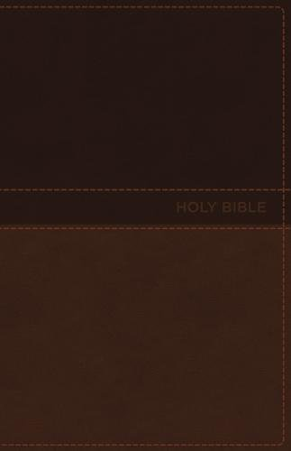 NKJV, Deluxe Gift Bible, Leathersoft, Tan, Red Letter Editio