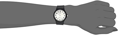 ... Casio MQ-24-7B3LLEF - Reloj analógico de cuarzo para hombre con correa  de ... 475d48a88848