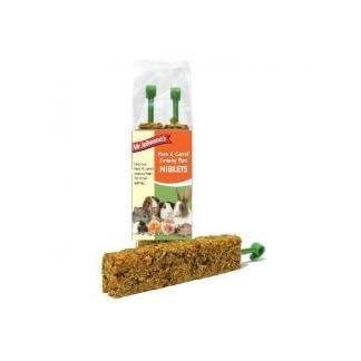 Mr Johnsons Herb & Carrot Crunchy Niblets Bar 120g Mr Johnsons Herb & Carrot Crunchy Niblets Bar 120g 21NxSP1ygzL