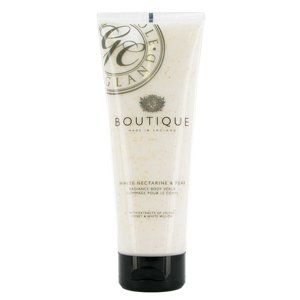 Grace Cole The Boutique White Nectarine & Pear Body Scrub 240ml