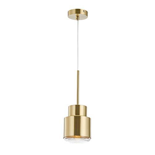Chandeliertu Kronleuchter Nachttischlampe Nordic Simple Kreatives Restaurant Schlafzimmer Persönlichkeit Glas Kleiner Kronleuchter