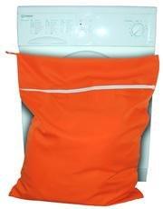 Horsewear Waschbeutel / Kulturtasche Wäschesack für Pferdeutensilien. Für Decken, Schabracken, Bandagen. Riesengröße (Horse Orange Schabracke)