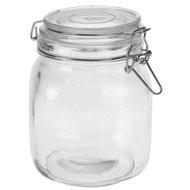 Einmachglas Vorratsglas 930 ml Bügelverschluß Silikondichtung 6 Stück Set