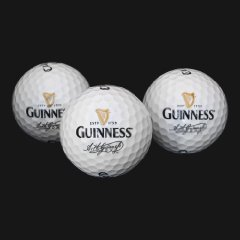 Callaway-Guinness Golf Balls Set of 3