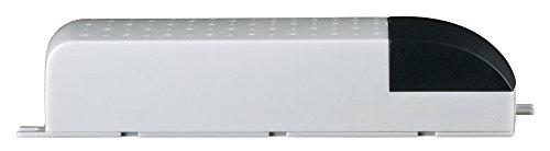 Paulmann 977.53 VDE Mipro Elektroniktrafo 35-105W 230/12V Niedervolt 105VA Grau/Schwarz 97753 Transformator