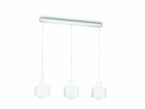 Philips Suspension Dean Technologie fluorescent luminaire d'intérieur Blanc Verre