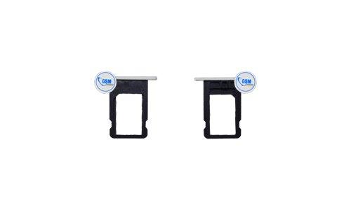 Micro Sim Karte Halter Card Holder Adapter Slot für Apple iPhone 5C Weiße NEU!