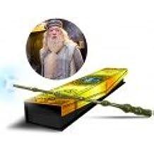 Magic Experience Store Dumbledore varita con luz inspirada Reino Edition (Harry Potter)
