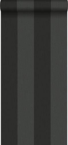 Tapete Streifen Schwarz - 347021 - von Origin - luxury wallcoverings